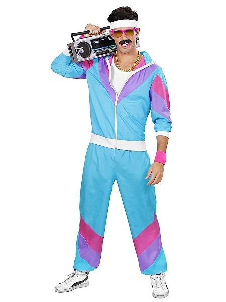80er Jahre Outfit Kostüm Herren
